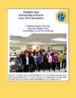 2019-06 North Bay & District newsletter