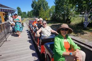 2016-06-29  North Bay Heritage Railway & Carousel 13