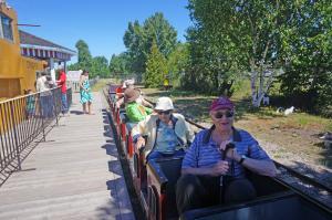 2016-06-29  North Bay Heritage Railway & Carousel 14