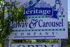 2016-06-29  North Bay Heritage Railway & Carousel 15