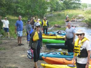 2018-09-06 - Outdoors Club paddling the South River - 8445