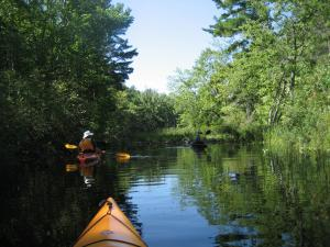 2018-09-06 - Outdoors Club paddling the South River - 8451