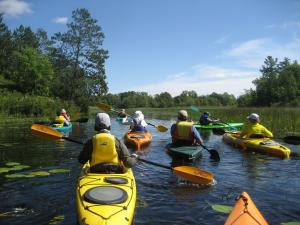 2018-09-06 - Outdoors Club paddling the South River - 8454