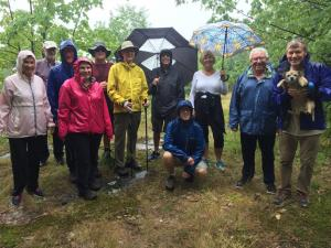 2019-08-27 PROBUS Walkers Pip's Mountain