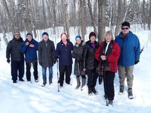 2020-02-03 - Walking Club - McKee Riding Trails