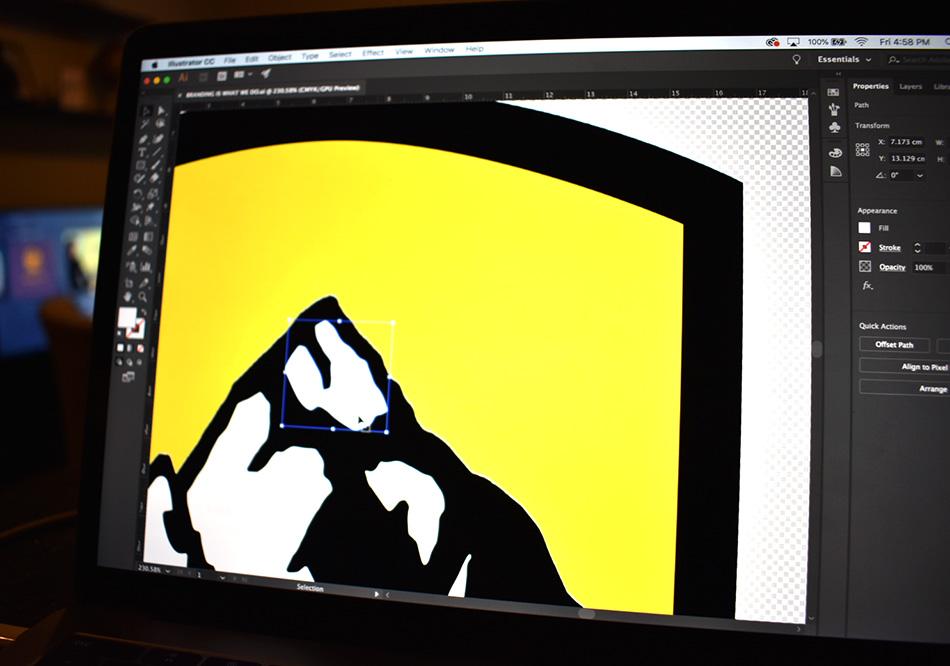 Graphic Designer in Denver, Colorado