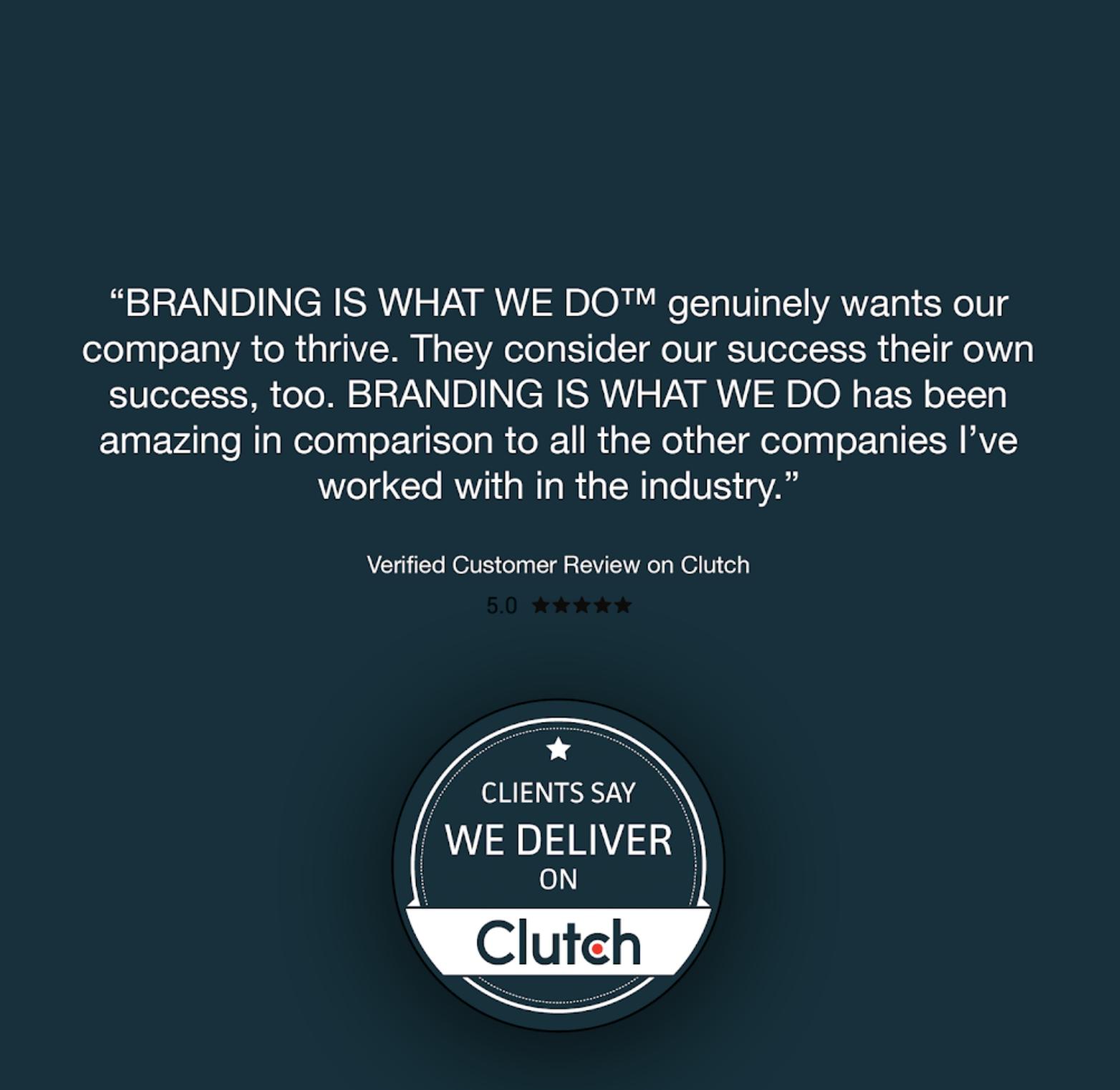 Logo Design Services | BRANDING IS WHAT WE DO  | Denver, Colorado