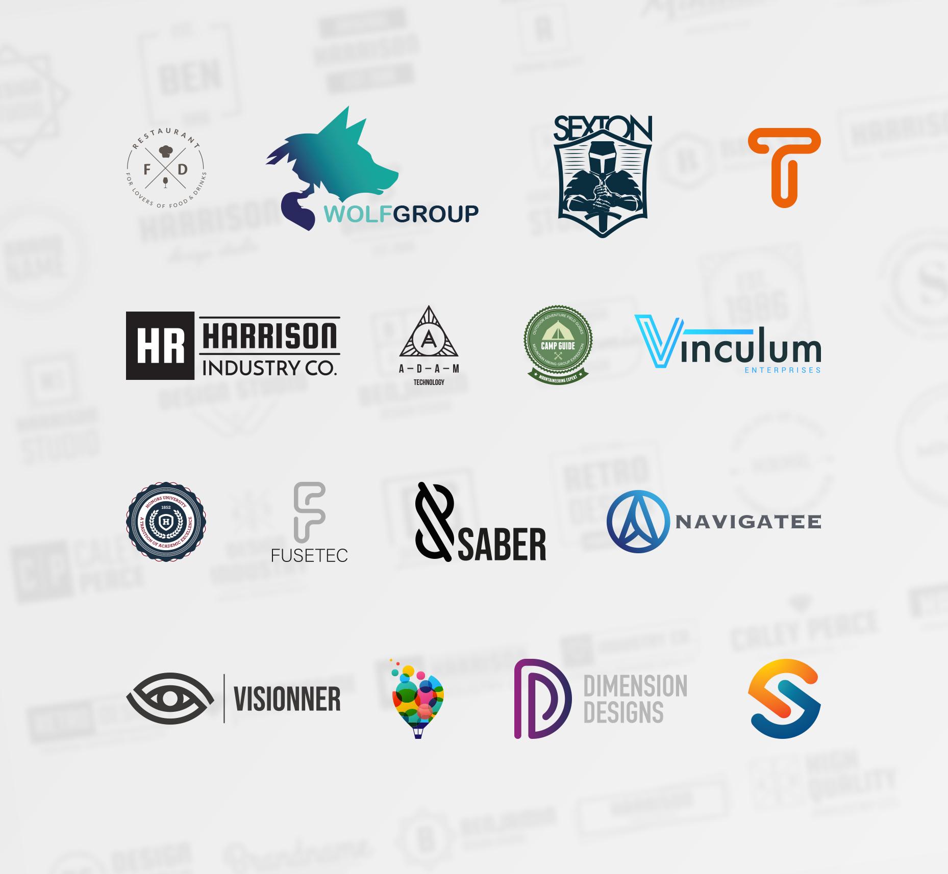 Denver Logo Design Work
