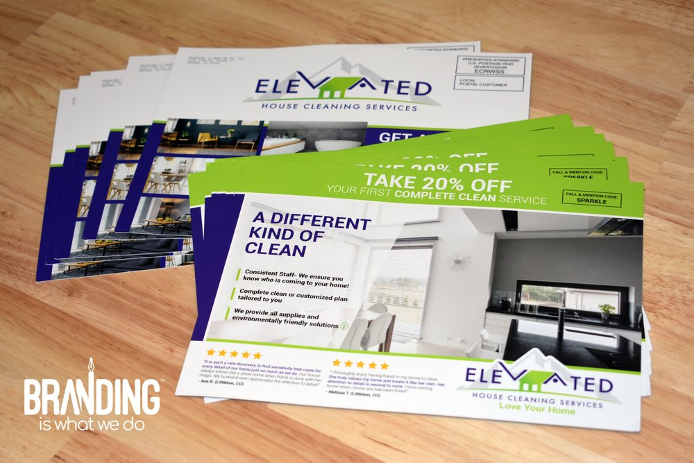 EDDM Postcard Design & Printing   Denver, CO