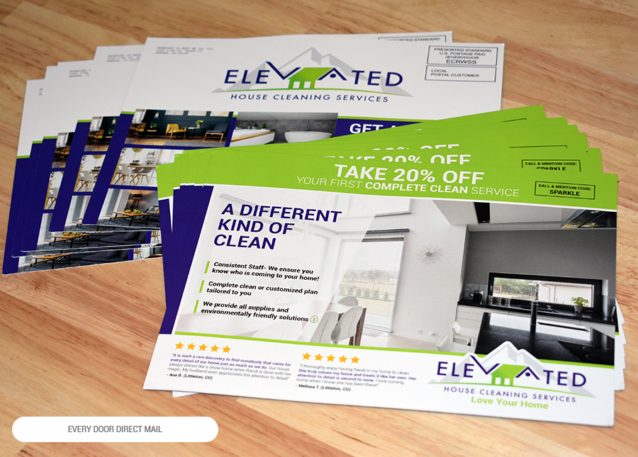 EDDM Denver Printing and Design Company