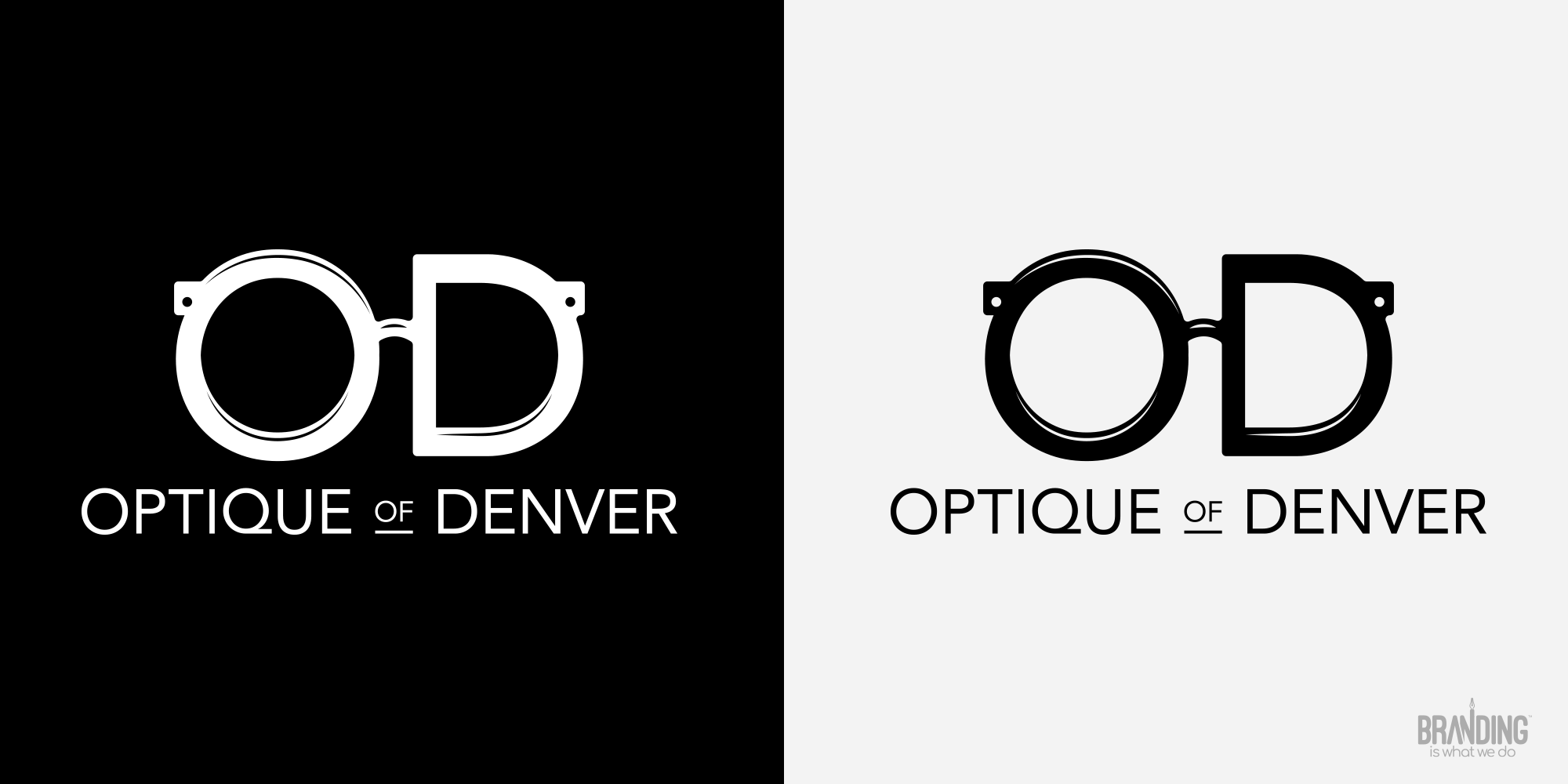 Logo Design Denver Client