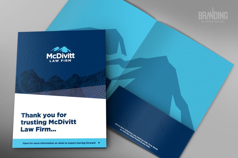 Denver Graphic Design and Printing for Folder