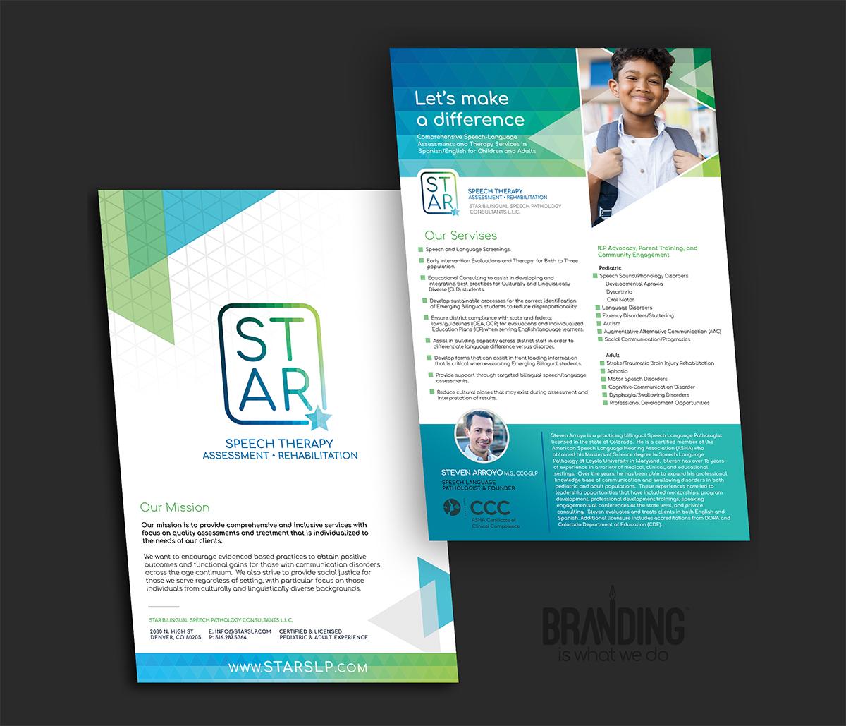 denver graphic design for flyer