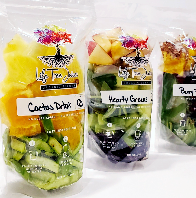 Clear Label Design for Retail Packaging Pouch