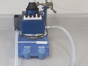 Temperature controlled photoreactor