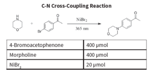 CN-cross-coupling