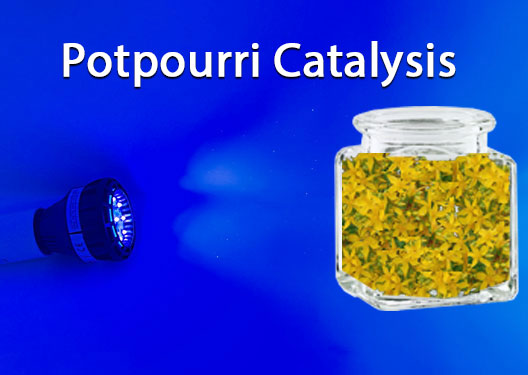 Potpourri Catalysis – Fascinating Photoredox Chemistry With Organic Dyes