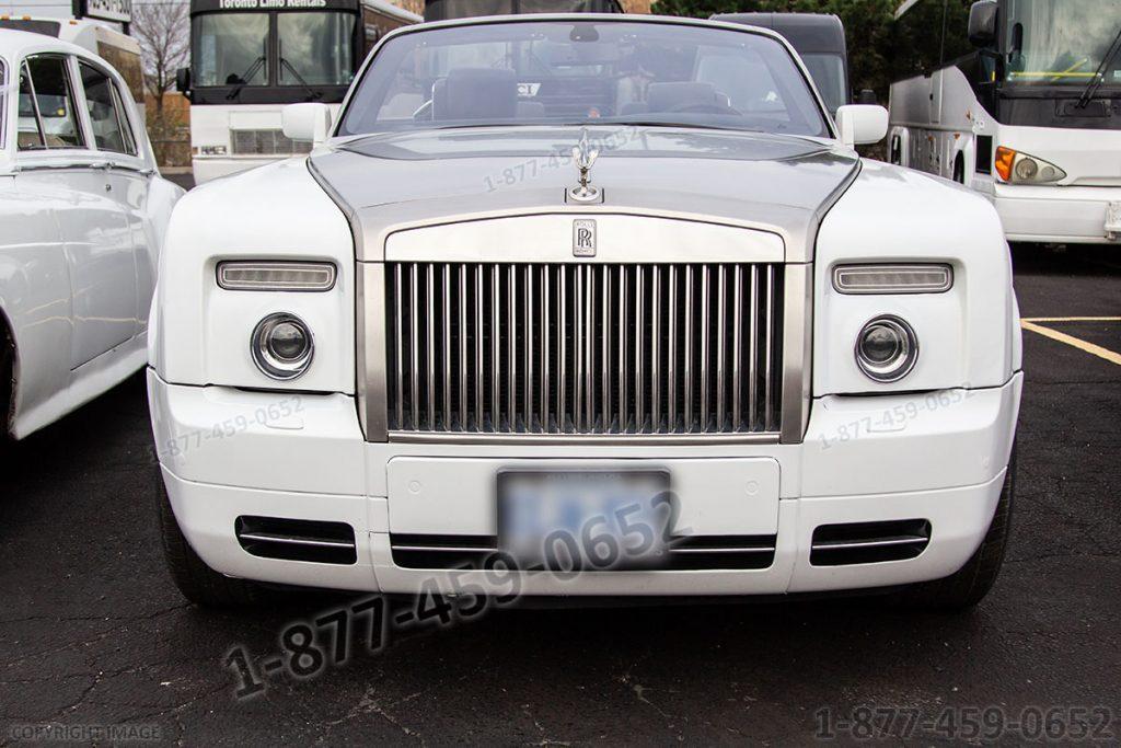 Rolls Royce – Convertible
