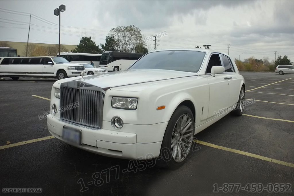 Rolls Royce – Phantom