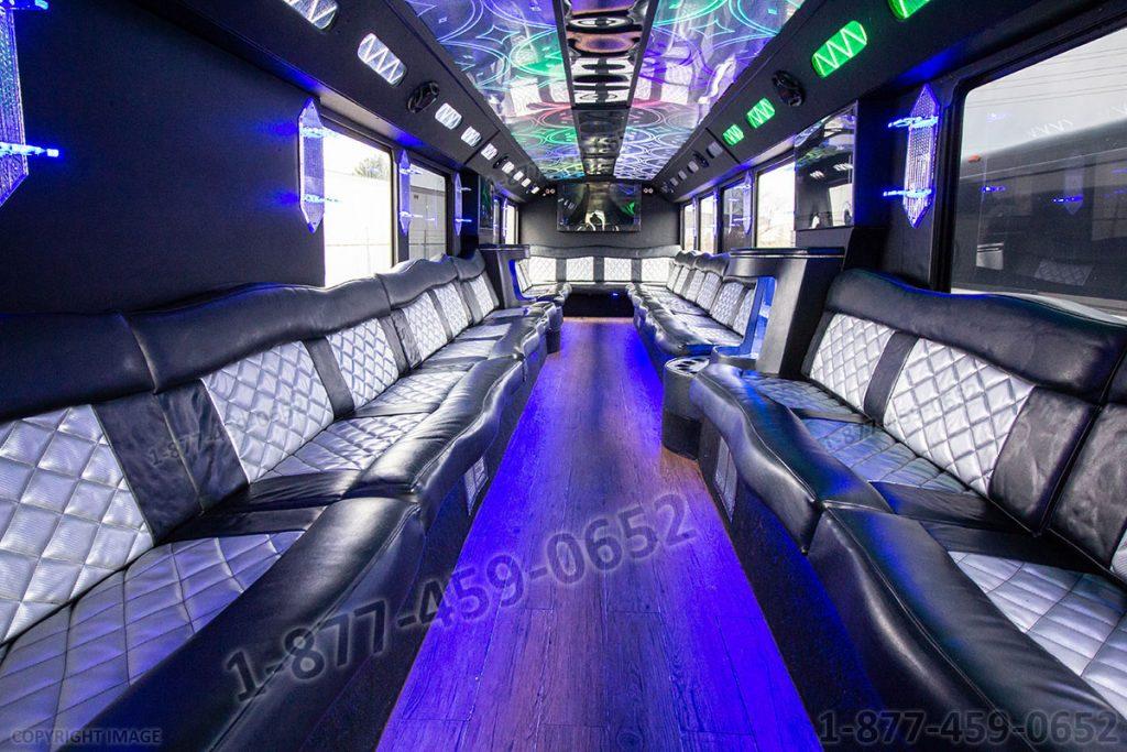 Party Bus: MCI-2