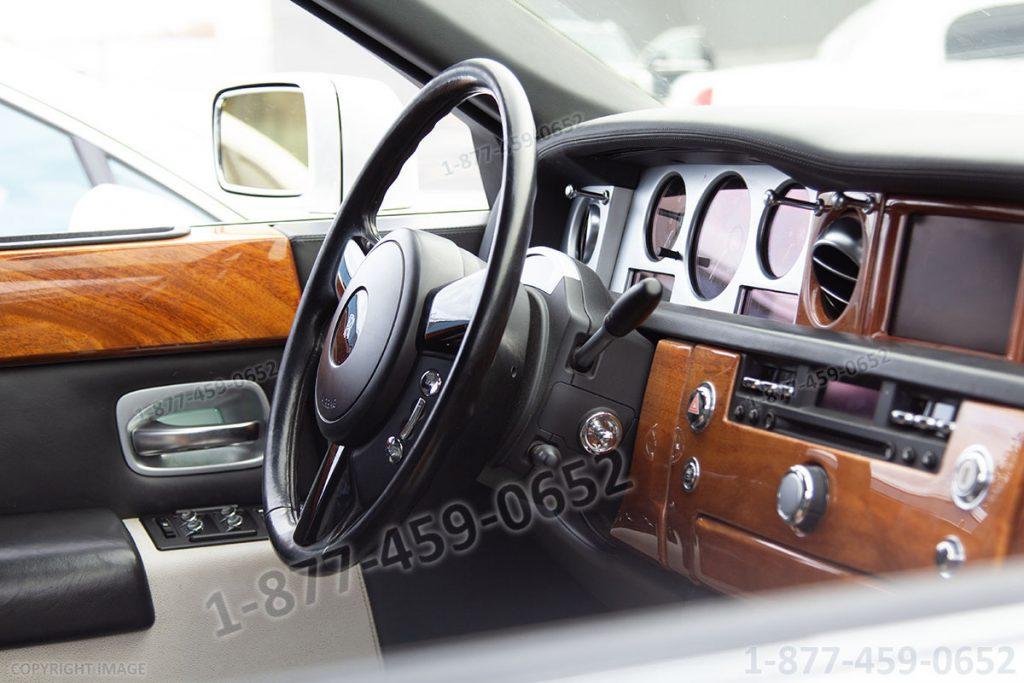 Rolls Royce – Phantom