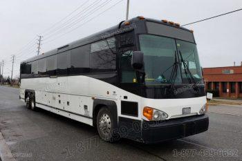 Toronto Bus Rentals