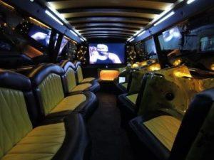 party bus rentals in toronto