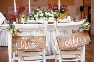 Top 5 Reasons to Hire a Wedding Planner