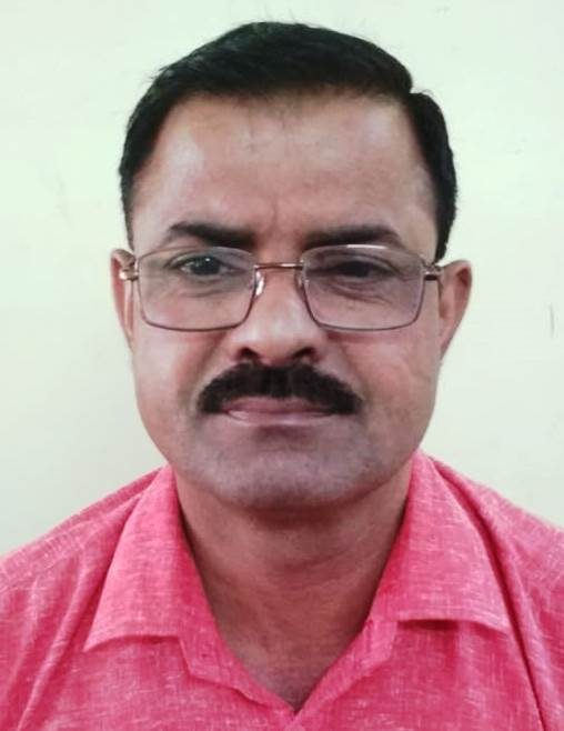 Mahesh Singh Bhati Office Superintendent
