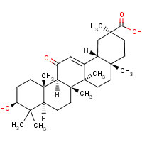 18 Beta Glycyrrhetinic Acid