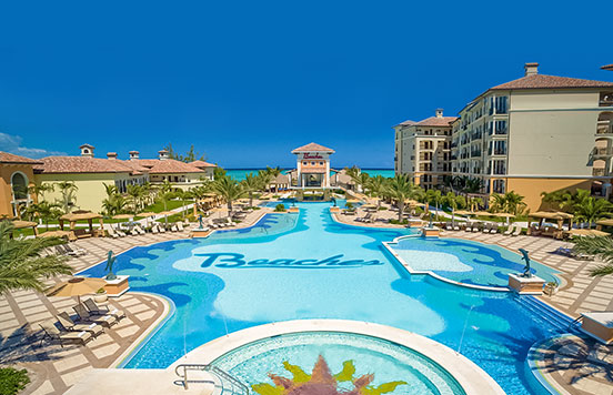 Thank You Rogers Travel...Sandals Turks and Caicos
