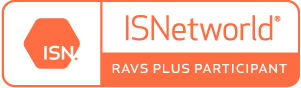 ISNetworld RAVS Plus Particpant Logo