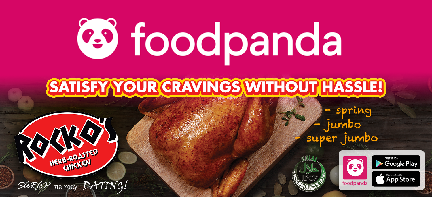 Rocko's Chicken available in Food Panda