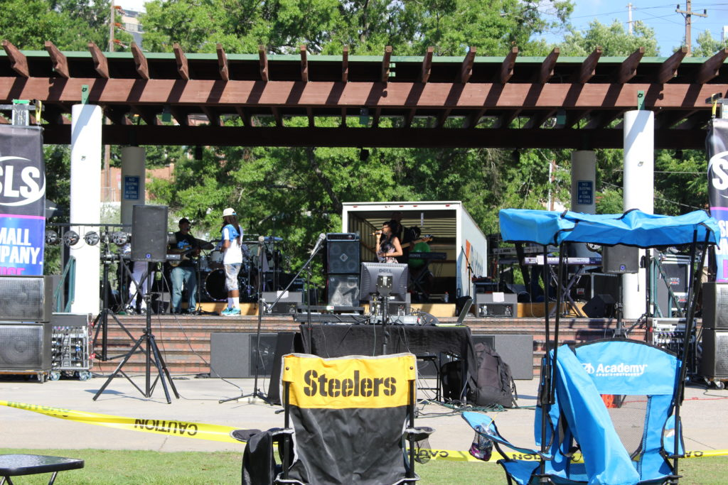 Sound Check with Atlantic Starr