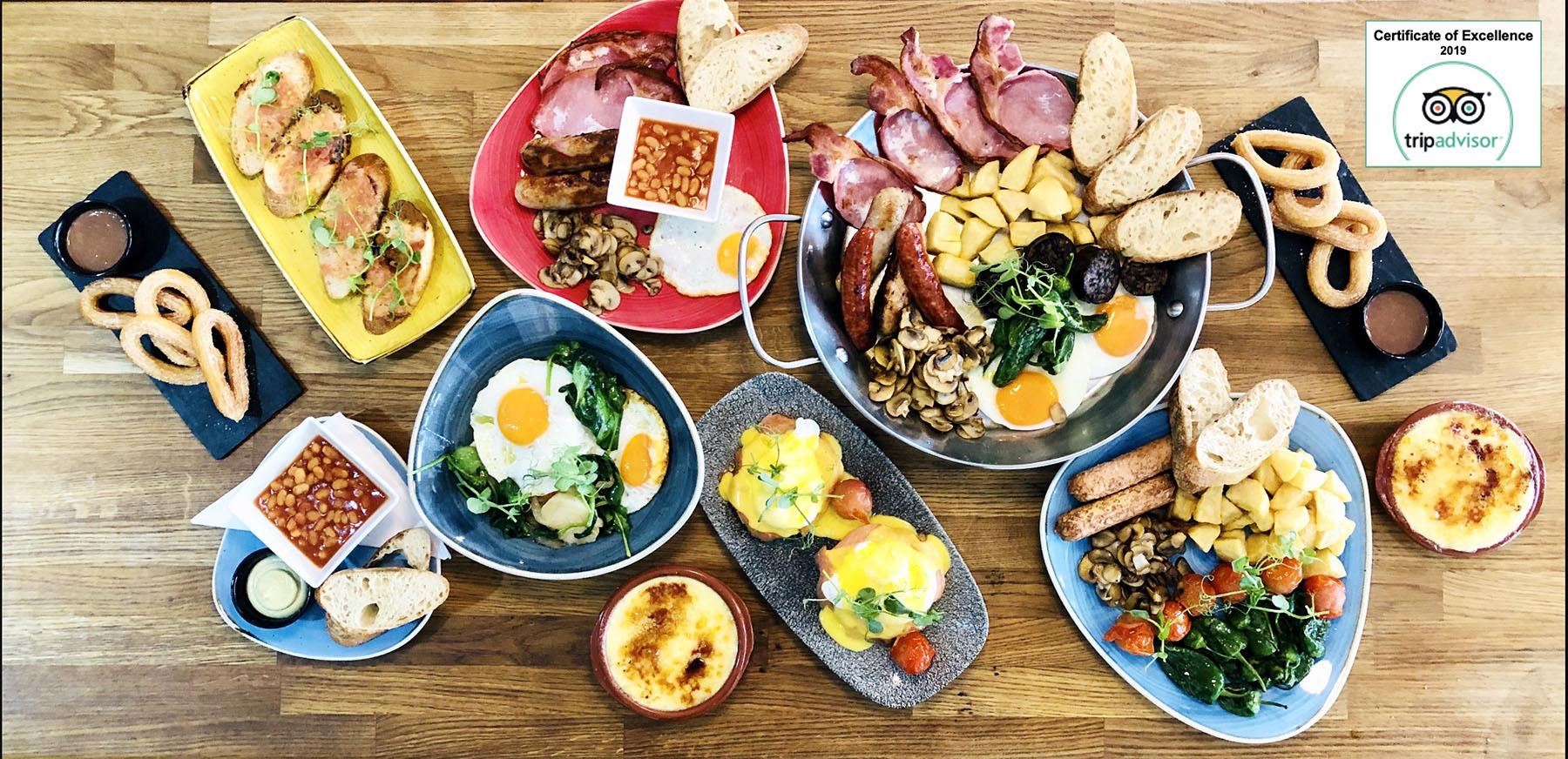 Breakfast gallery