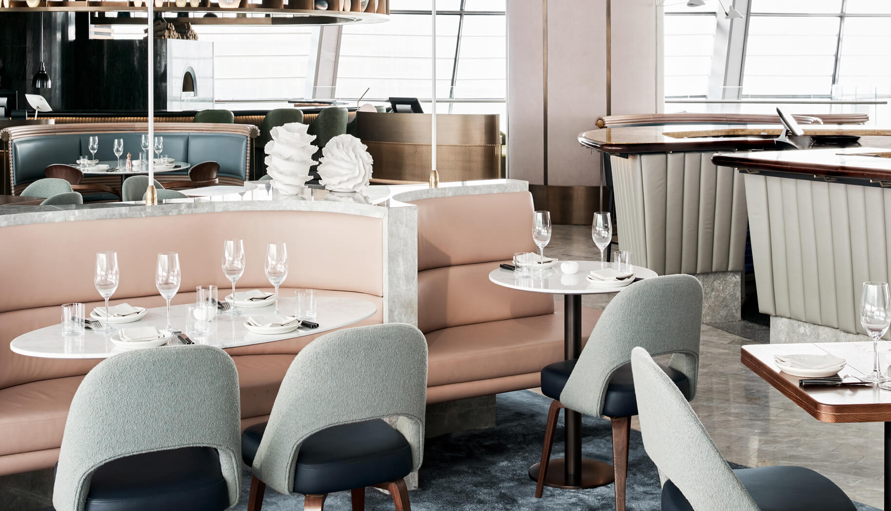 Restaurant Dining - The Loft at Dubai Opera