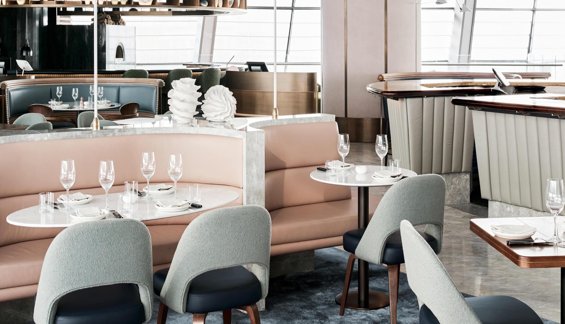 Restaurant Dining - The Loft at Dubai Opera