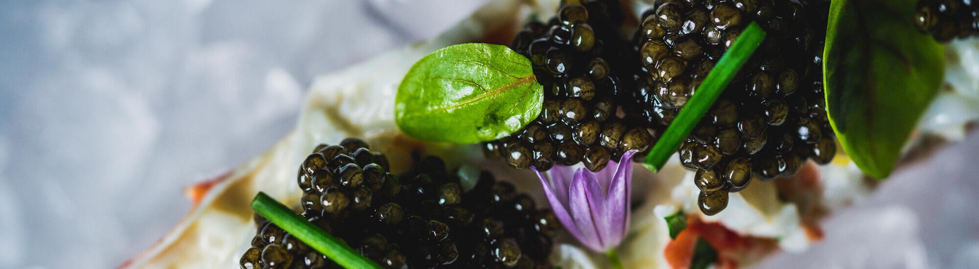 Lofty Caviar Summer Brunch