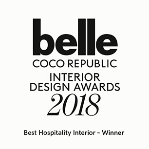 Best Hospitality Interior – Winner