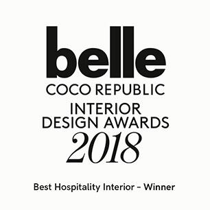 Best Hospitality Interior – Winner
