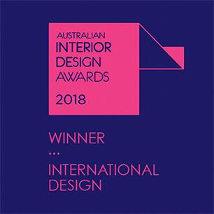 Best International Design – Winner
