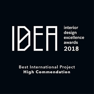 Best International Project – High Commendation