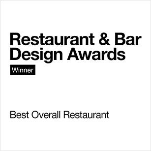 Best Overall Restaurant – Winner