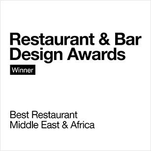 Best Restaurant Middle East & Africa – Winner