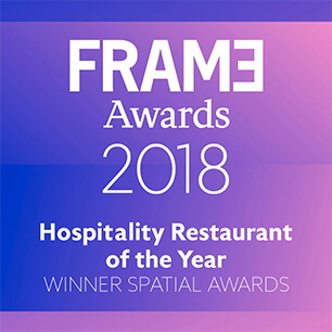 Hospitality Restaurant of the Year – Winner Spatial Awards