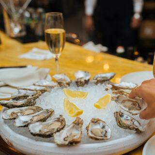 Oysters & Pearls Gallery 2 - The Loft at Dubai Opera