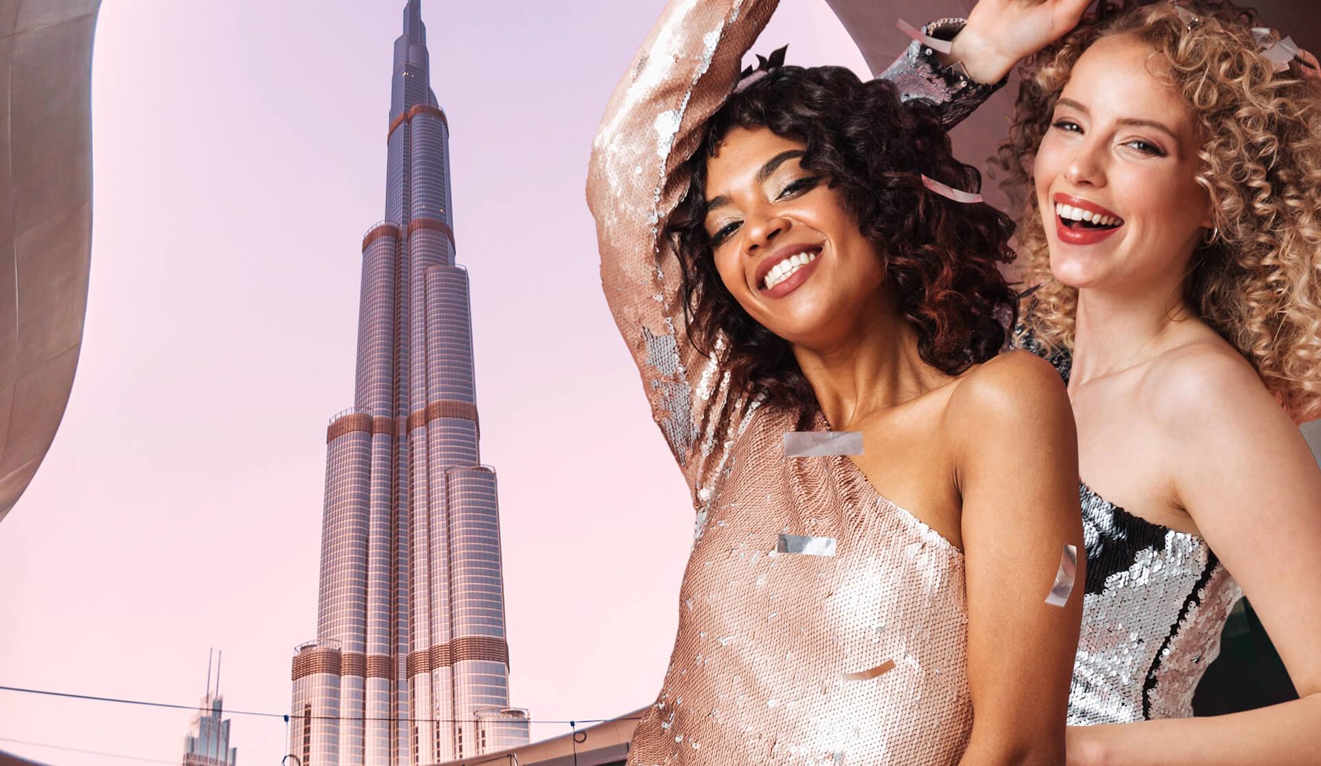 Rooftop Party Brunch - The Loft at Dubai Opera