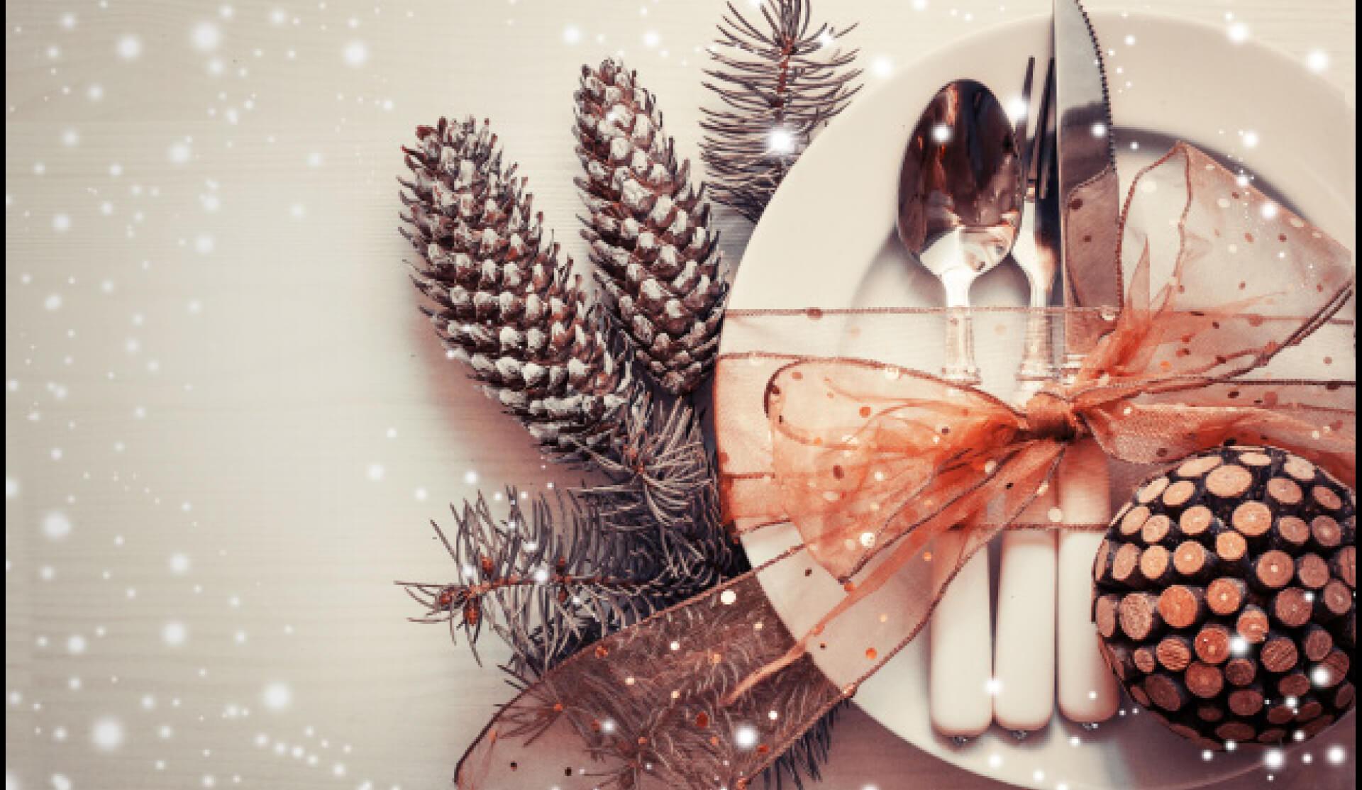Christmas Festive Dinner - The Loft at Dubai Opera