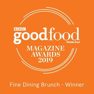 BBC Good Food 2019 – Winner