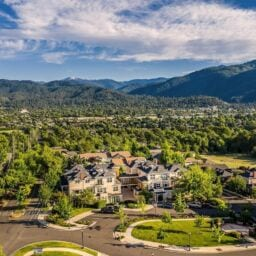 Meadowbrook Park in Ashland, Oregon